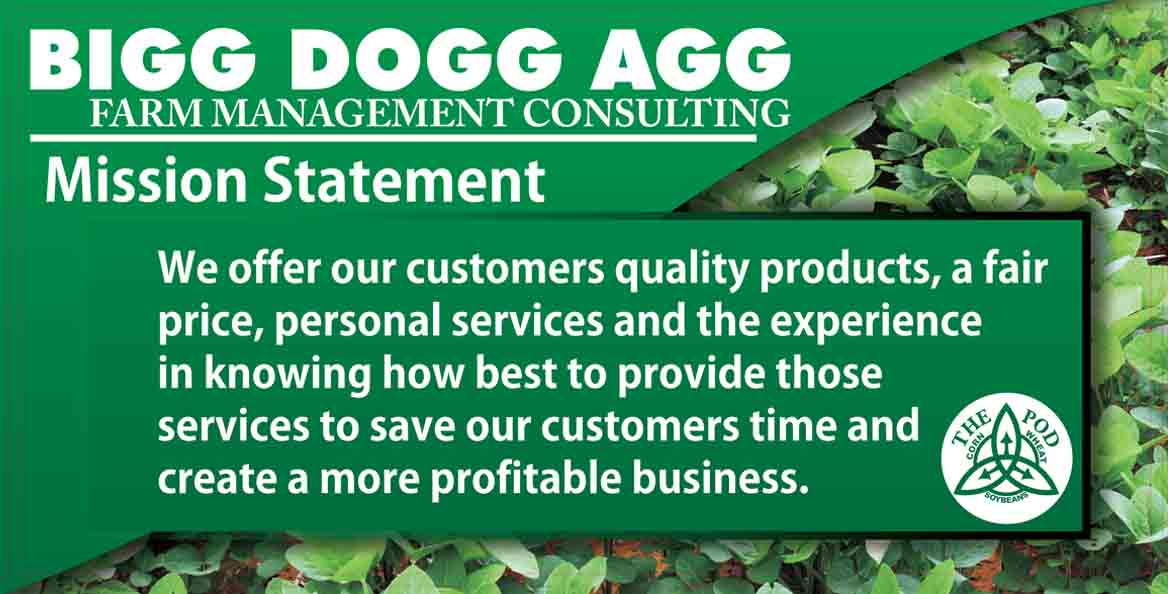 Central US Farm Managagement Consulting